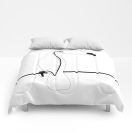 Toco Toucan Comforters