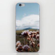 Love, Flowers  iPhone & iPod Skin