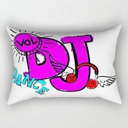 DJ Rectangular Pillow