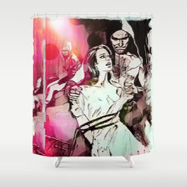 For Years To Come (Part 1 of 3) Shower Curtain