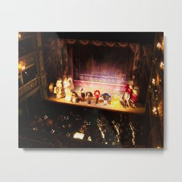 Don Giovanni | Opera Classic Final Bow Old World National Theatre Production Metal Print