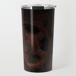 Gear mechanism (darkness) Travel Mug