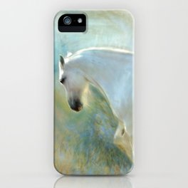 Angelic Horse iPhone Case