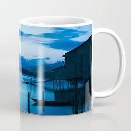 BLUE VIETNAMESE MEDITATION Coffee Mug