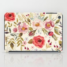 Floral Theme iPad Case