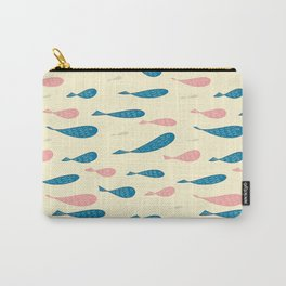Jolly Fish Carry-All Pouch