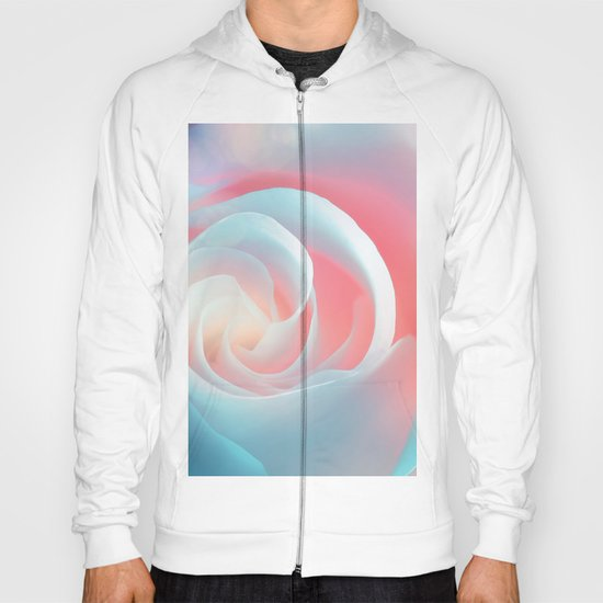 Rose flower and bokeh- Roses Hoody