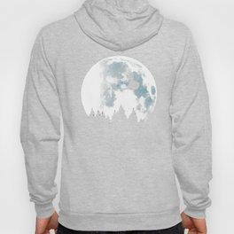 The Moon on Dragon Ball Hoody