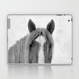Horse Portrait Laptop & iPad Skin