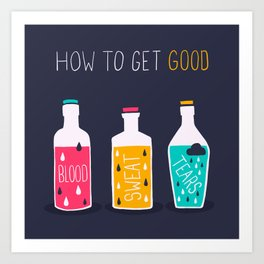 How to get good Art Print
