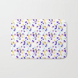 Floral Bath Mat