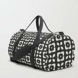 MARTA BLACK Duffle Bag