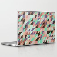 triangle Laptop & iPad Skins featuring Triangle by Crazy Thoom