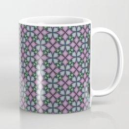 Interlocking Petals Coffee Mug