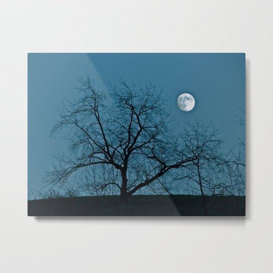 Full Moon 11-8-11 Metal Print