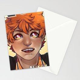 Haikyuu!!   Monster Duo Stationery Cards