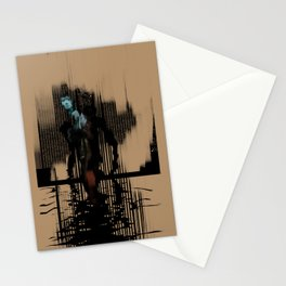 Transcendence #1 ICED COFFEE color Stationery Cards