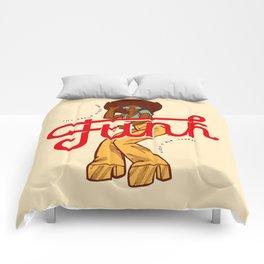 Funk Girl Comforters