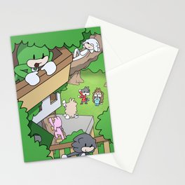 Page 141 - 'The Treehouse' Stationery Cards