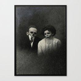 Dead Voices Canvas Print