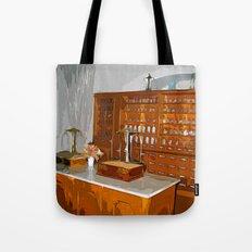 Pharmacy - The Shop Tote Bag