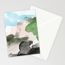 I Dream Abstract Stationery Cards