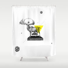 Archetypes Series: Dignity Shower Curtain