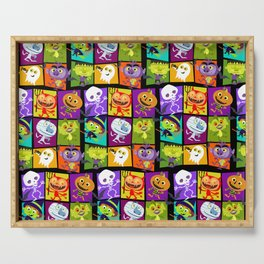 monster bunch Serving Tray