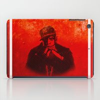 jay z iPad Cases featuring Jay by Fimbis