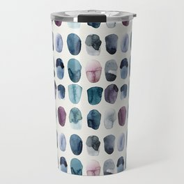 Gems Pattern Travel Mug