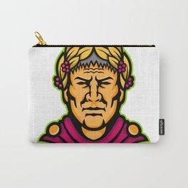 Gaius Julius Caesar Mascot Carry-All Pouch