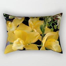 A Bit Stemmy Rectangular Pillow