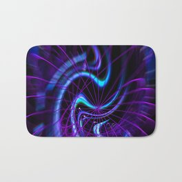 Abstract - perfetion 48 Bath Mat