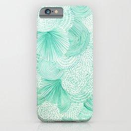 Green Fields iPhone Case