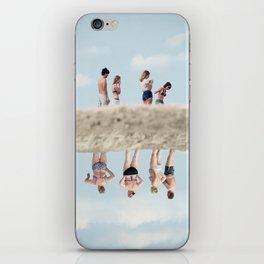 Satta Outside iPhone Skin