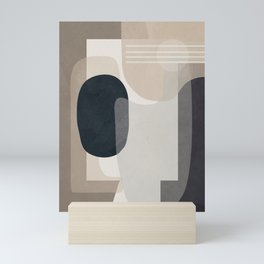 Abstract Geometric Art 52 Mini Art Print
