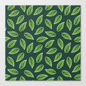 Green Leaf Pattern by pixaroma