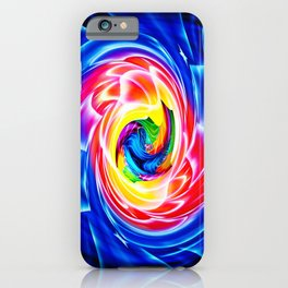 Abstract perfektion 86 iPhone Case