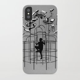 Supervision iPhone Case