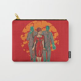 Walking MadMen Carry-All Pouch