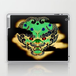 Foo Dog  Laptop & iPad Skin