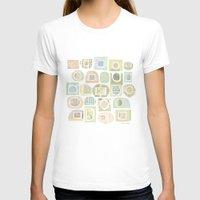 frames T-shirts featuring Frames by maria carluccio