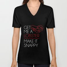 Get me a lobster Unisex V-Neck
