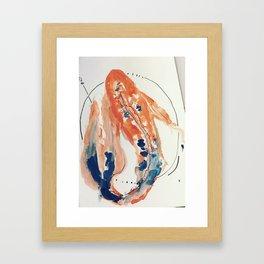 KOI::. Framed Art Print