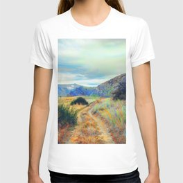 Fall nature landscape photography T-shirt