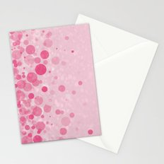 Glitters and dots Stationery Cards