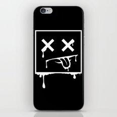 Dead Pixel Negative iPhone & iPod Skin