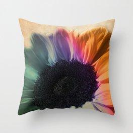 sunflower dream -01- Throw Pillow