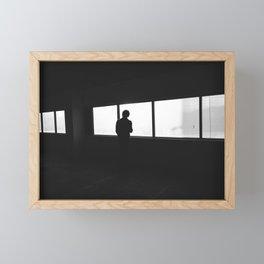 Conspiracy Theory V Framed Mini Art Print