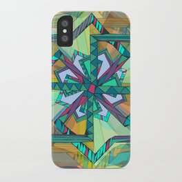 Slovenian symbol iPhone Case